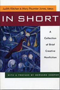 In Short, A Collection of Brief Creative Nonfiction