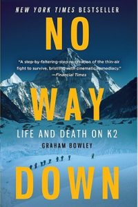No Way Down Graham Bowley