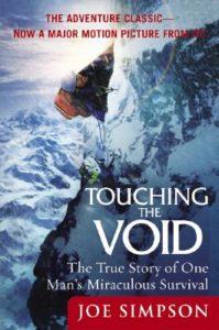Touching the Void Joe Simpson