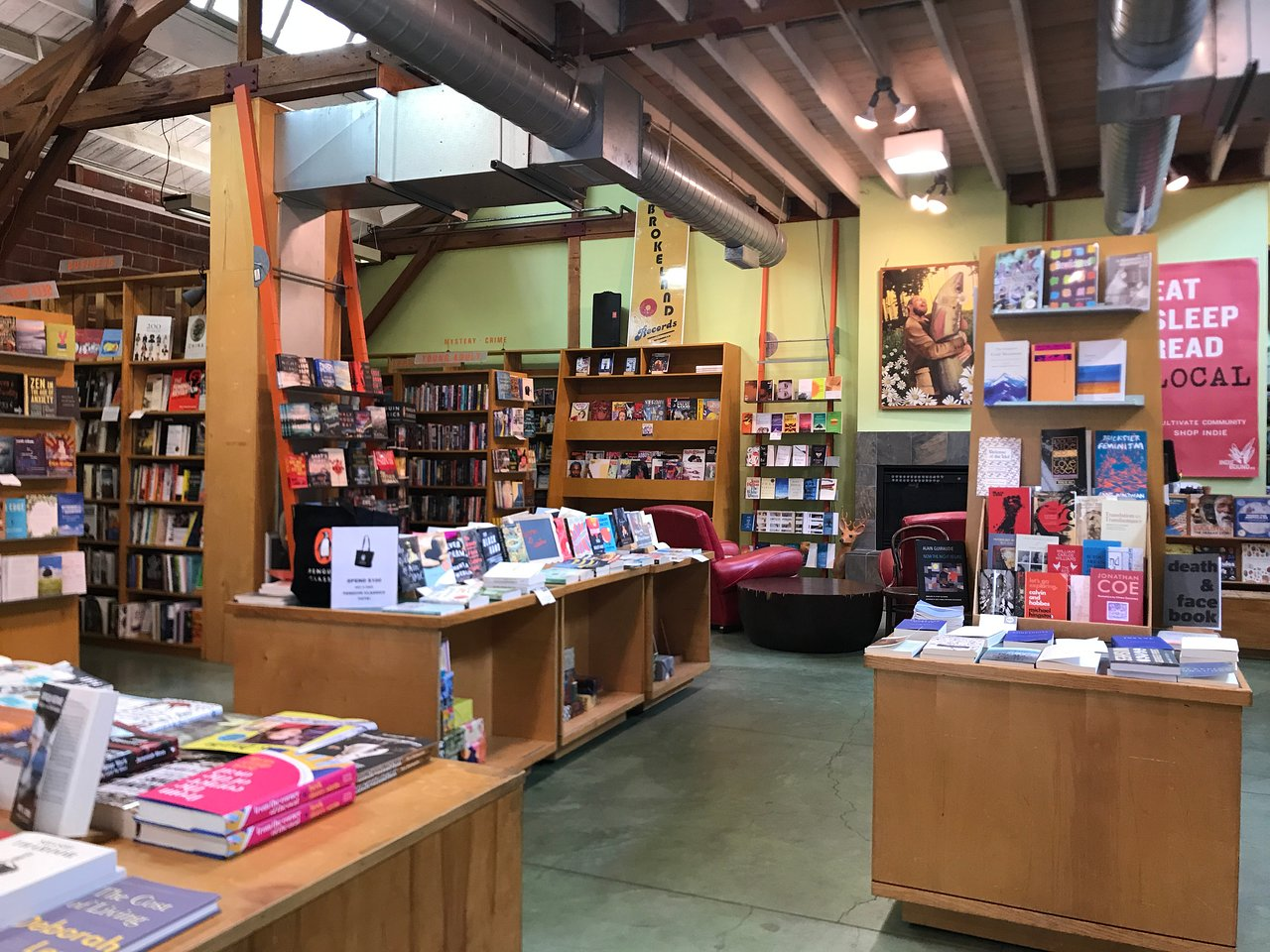 East Bay Booksellers