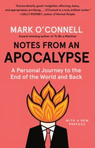 Notes From an Apocalypse paperback