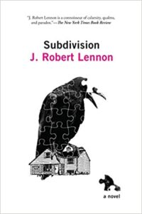 Subdivision J Robert Lennon