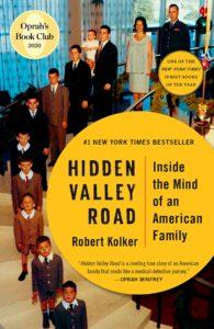 hidden valley road paperback