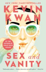 Sex and Vanity paperback