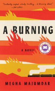A Burning paperback