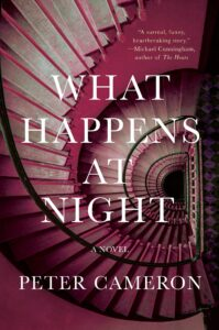 What Happens at Night Peter Cameron