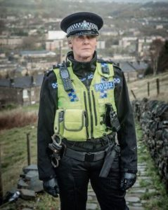 Happy Valley Sergeant Cawood