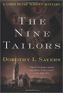Nine Tailors Dorothy Sayers