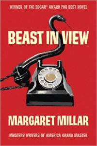 Beast In View Margaret Millar