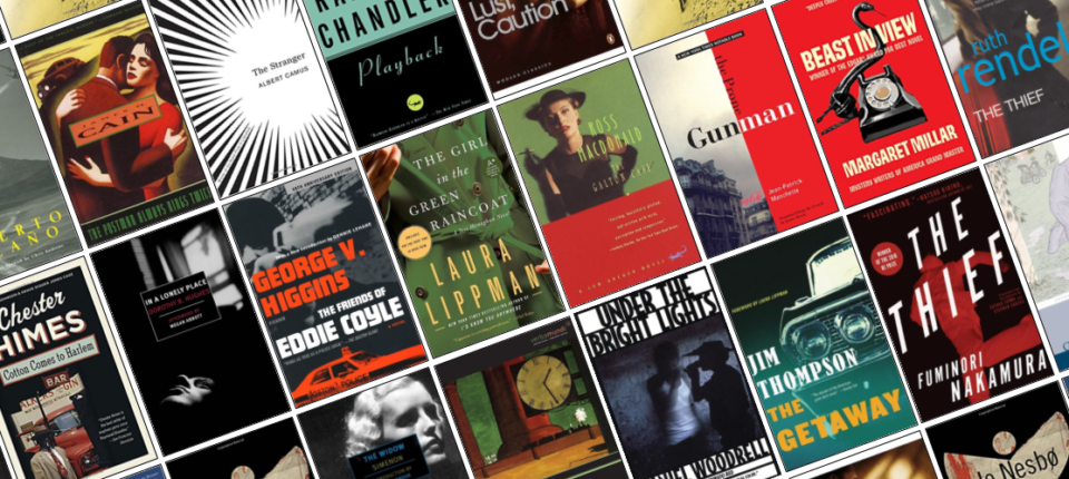 25 Classic Crime Books You Can Read In An Afternoon