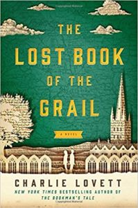 The Lost Book of the Grail Charlie Lovett