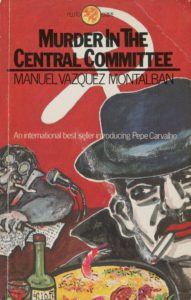 Montalban Murder in the Central Committee