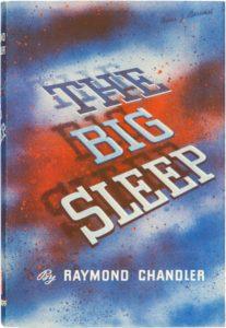 Chandler Big Sleep 1st Knopf 1939 Credit Biblioctopus
