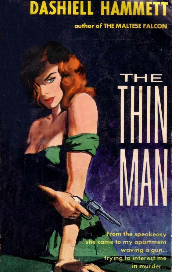 Hammett Thin Man Horwitz 1961