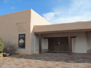 Museum of Indian Arts and Culture Santa Fe New Mexico