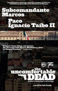 Paco Igancio Taibo II The Uncomfortable Dead