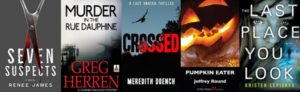 Queer Characters in Crime Fiction