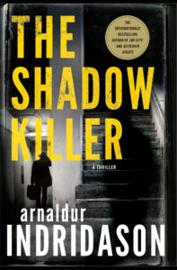 The Shadow Killer Arnaldur Indridason