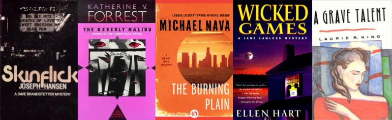 Queerness in Crime Fiction
