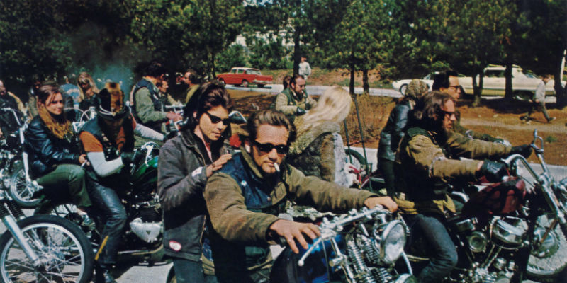 How The Hells Angels Split With Sixties Counterculture