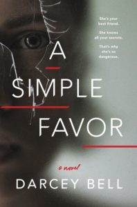 A Simple Favor Darcey Bell