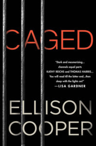 Caged Ellison Cooper