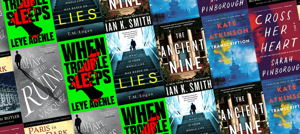 9 Crime Novels You Should Read in September | CrimeReads