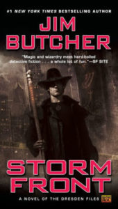 Storm Front Jim Butcher