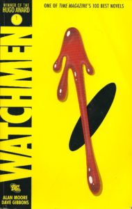 Watchmen Alan Moore