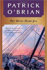 Patrick O'Brian, The Wine-Dark Sea