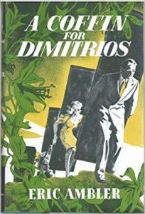 coffin for dimitrios