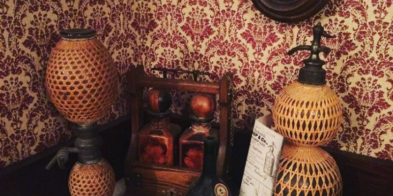The Art of the Painstaking Sherlock Recreation - Visiting 221B Baker Street in Pennsylvania