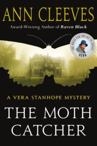 Ann Cleeves, The Moth Catcher