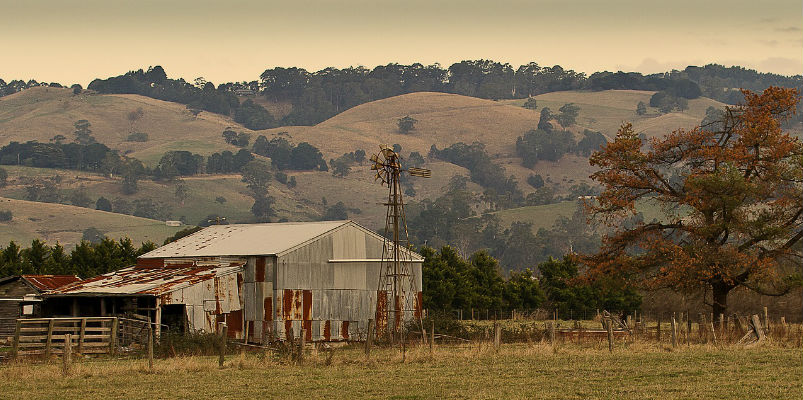 Rural Australia: The Perfect Setting For Mystery | CrimeReads