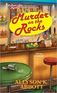 Murder on the Rocks by Allyson Abbott