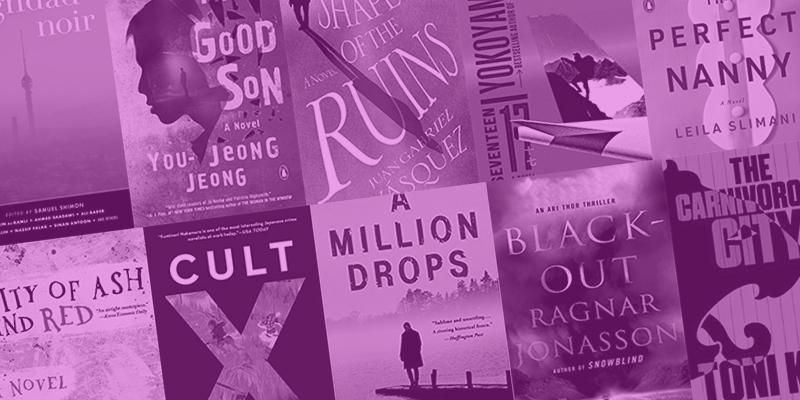 The Best International Crime Fiction of 2018   CrimeReads