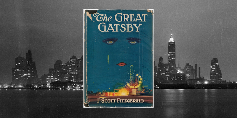 The Dark and Dreamy Noir of The Great Gatsby - A Crime Reading of Fitzgerald's Classic