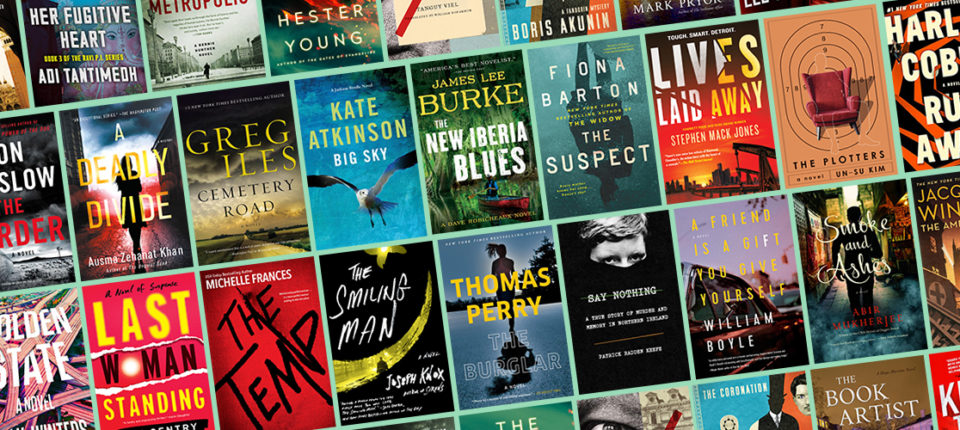 The Most Anticipated Crime Books of 2019: Part 1 | CrimeReads