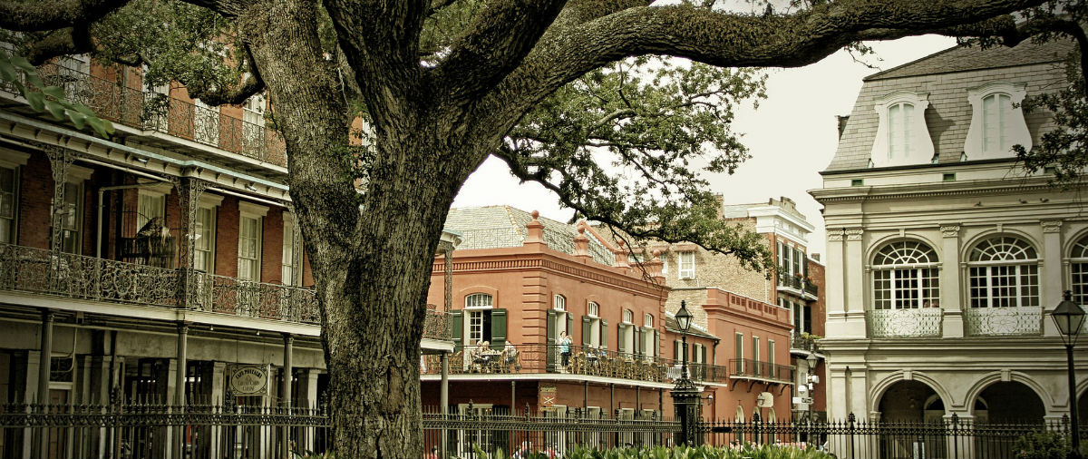 The Crime Fiction of New Orleans - Grit and Grandeur in The Big Easy