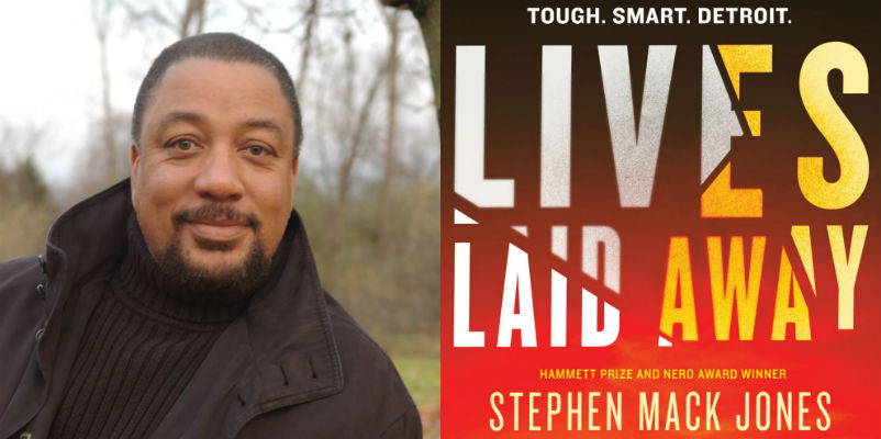 Stephen Mack Jones on Detroit, Crime Fiction, and Working