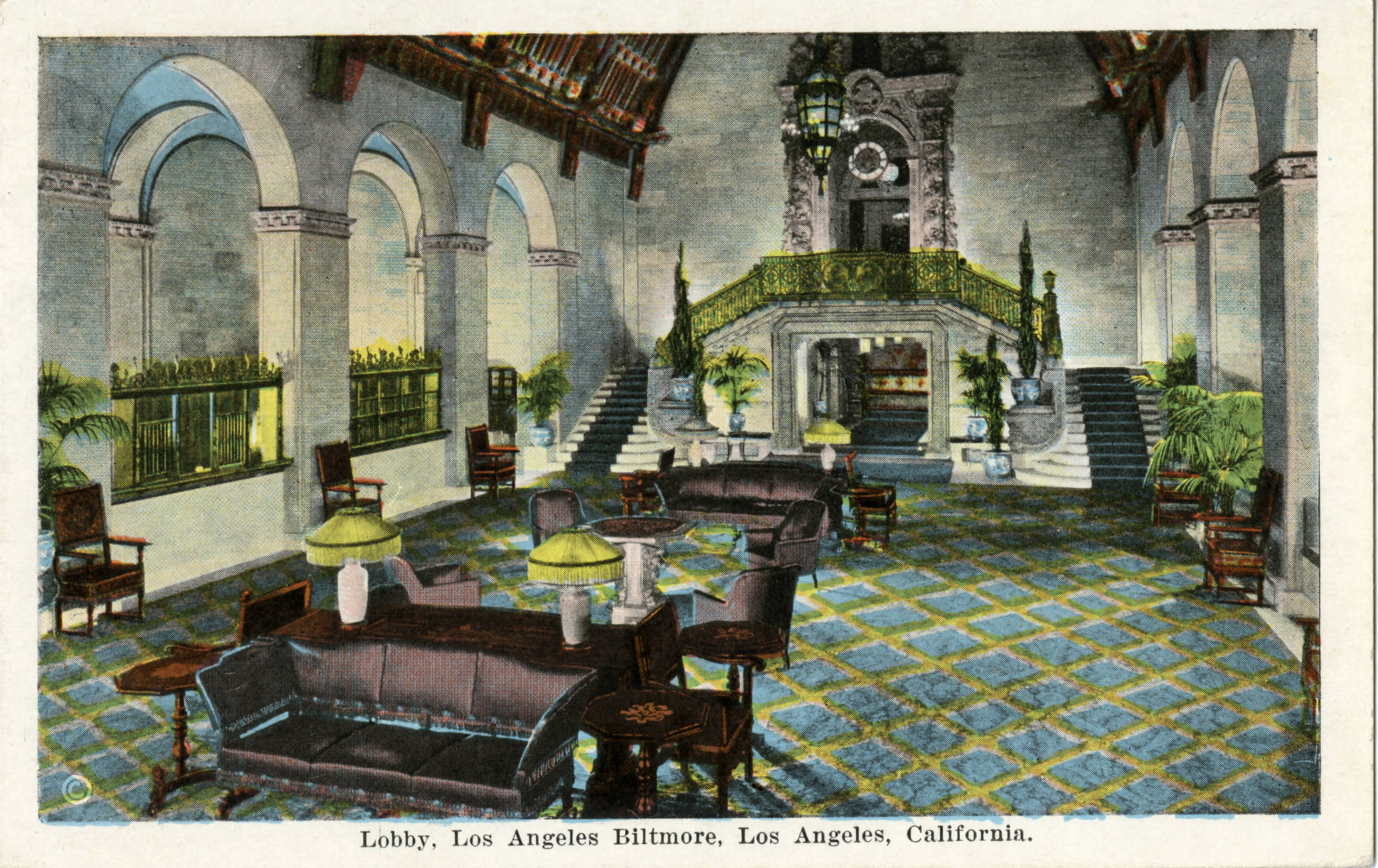 The Los Angeles Hotels Where Gangsters and Stars Rubbed Shoulders