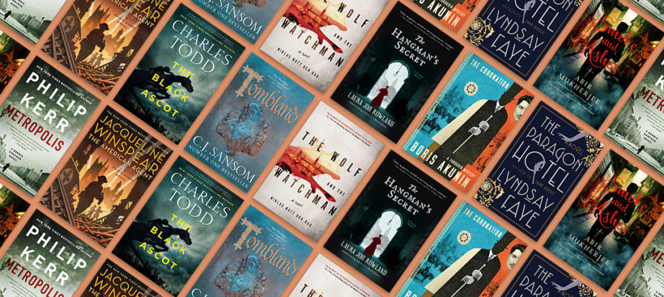 Best Fiction Of 2019 The Best Historical Fiction of 2019 (So Far) | CrimeReads