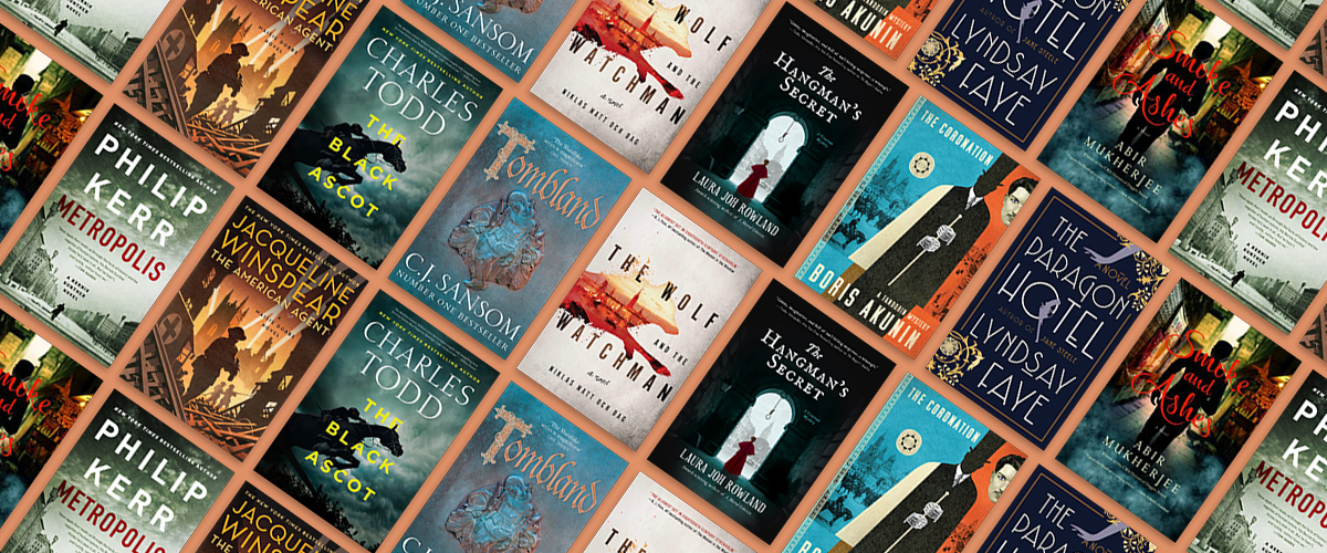 Best Historical Fiction 2020 The Best Historical Fiction of 2019 (So Far) | CrimeReads