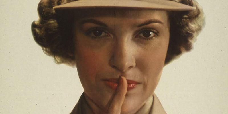 Women Spies During WWII Were Way Better At Keeping Secrets