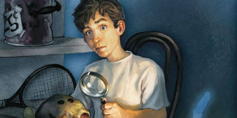 Encyclopedia Brown and the Case of the Mysterious Author