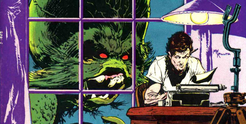 I Was a Teenage (Wannabe) Horror Writer - The world of 1970s horror comics was wild and strange. And a 14 year-old kid could get a meeting with just about anyone.