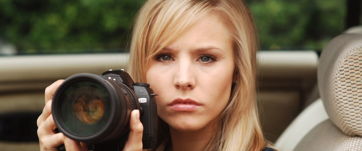 Five Series to Read if You're Still Upset About How Veronica Mars: Season 4 Ended