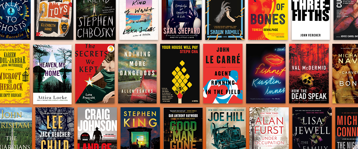 The Most Anticipated Crime Books of 2019: Part III