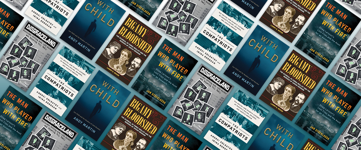 The Best Nonfiction Crime Books of October