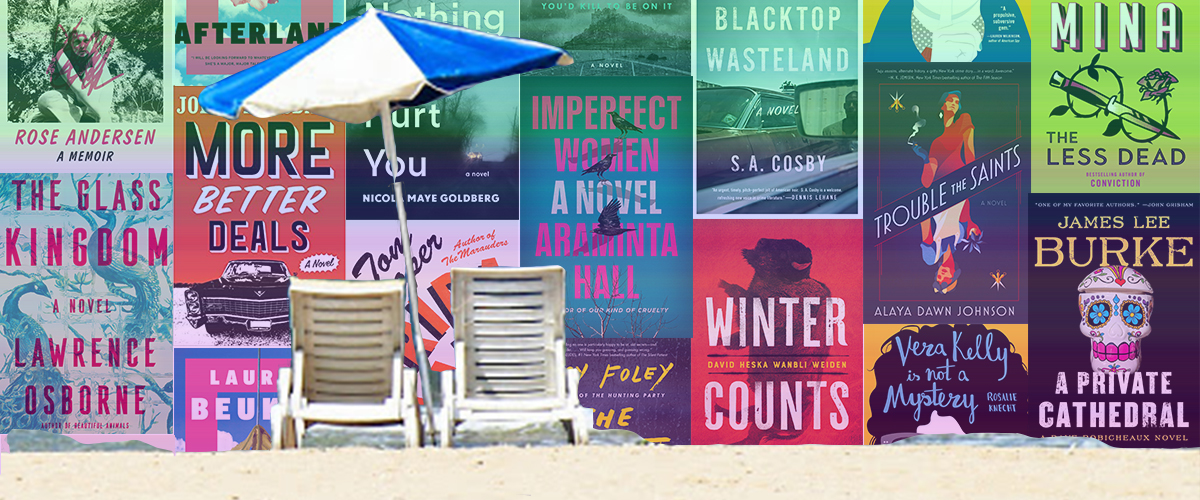 The Most Anticipated Crime Books of 2020: Summer Reading Edition